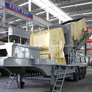 Quarry Stone Crusher Mobile Impact Crusher For Sale